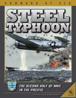 Volume #10 - Steel Typhoon