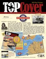 Top Cover #1 w/Spitfires Over Darwin, Whistling Death Expansion Set #1