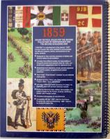 1859 - Grand Tactical Rules for the Second Italian War of Independence