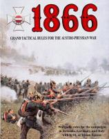 1866 - Grand Tactical Rules for the Austro-Prussian War