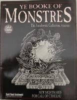 Ye Booke of Monstres #1