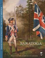 Battle of Saratoga 1777 AD, The