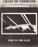 "#16 ""Fire in the East, Campaign Game for Jutland"""