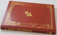 Call of Cthulhu (7th Edition, Kickstarter Exclusive Leatherbound Slipcase Edition)
