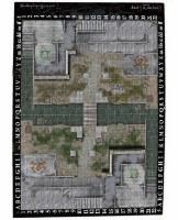 "Keeper's Keep Battlemat - 24"" x 36"", 1"" Square Grid"