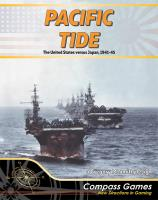 Pacific Tide - The United States Versus Japan, 1941-45