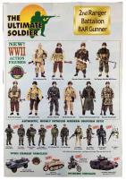 2nd Ranger Battalion BAR Gunner
