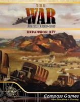 War, The - Europe1939-1945, Expansion Kit
