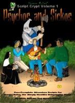 Script Crypt Volume #1 - Psychos and Sickos