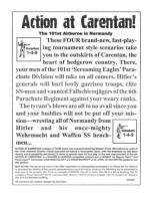 Action at Carentan! (2nd Edition)