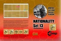 Nationality Set #13 - Winter Early War, Classic