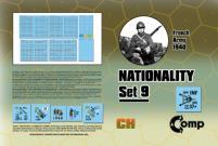 Nationality Set #9 - French Army, 1940