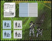 Gettysburg - Devil's Den Expansion (1st Edition)