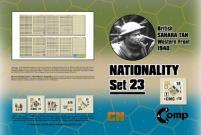 Nationality Set #23 - British Western Front 1940 Sahara Tan