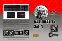 Nationality Set #4 - Winter Waffen SS