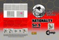 Nationality Set #5 - Winter Feldgrau w/Greatcoats