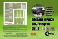 Olive Drab & Feldgrau Omaha Counter Collection 2017