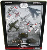 Fighting Machines Die-Cast Collection