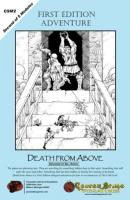 Death from Above w/Cloud Giant Miniature