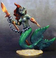 Dark Mermaid Princess