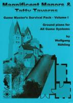 Game Master's Survival Pack #1 - Magnificent Manors & Tatty Taverns