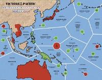 Victory in the Pacific Redesigned Map (Revised Edition)