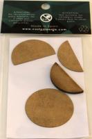 40mm Base Tops - Military Orders