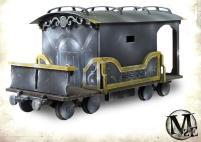 Train Wagon - Armoured