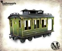 Train Wagon - Passenger