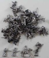 French Infantry w/Mounted Command Collection (15mm)