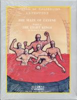 Maze of Zayene #4 - The Eight Kings (1st Printing)