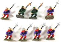 Loyal Men-at-Arms w/Long & Deadly Bills Collection #1