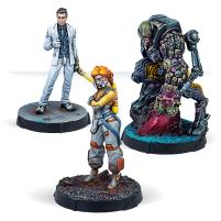 Dire Foes Mission Pack Beta - Void Tango