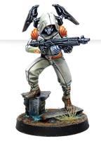 Raoul Spector - Mercenary Operative w/Boarding Shotgun