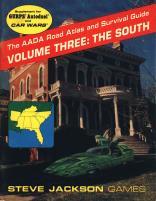 AADA Road Atlas #3 - The South