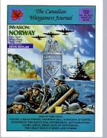"#45 ""Invasion Norway, The Great War in Europe Variant"""