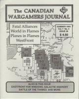 "#36 ""Fatal Alliances in WIF, War of 1812 Scenario"""