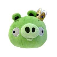 "King Pig w/Sound - 8"" Plush"