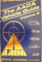 AADA Vehicle Guide #2