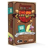 Adventure Time Card Wars - BMO vs. Lady Rainicorn