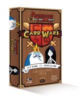 Adventure Time Card Wars - Ice King vs. Marceline