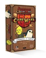 Adventure Time Card Wars - Lemongrab vs. Gunter