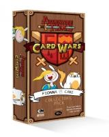 Adventure Time Card Wars - Fionna vs. Cake