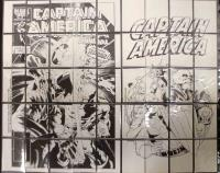 Captain America Collector Cards Complete Set