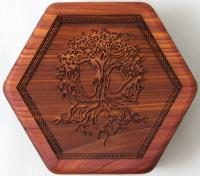 Aromatic Cedar - Open, Tree of Life