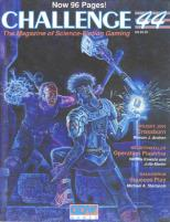 "#44 ""Twilight - 2000, MegaTraveller & Shadowrun Adventures"""