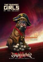 Charlie - KST Mascot (Science Fiction)