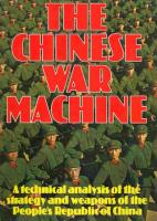 Chinese War Machine, The