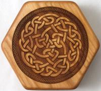 Cherry - Beehive, Celtic Knot