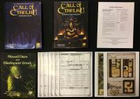 Call of Cthulhu (7th Edition, Slipcase Edition)